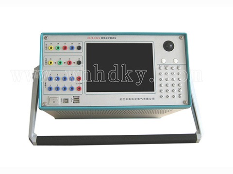 HKJB-802G三相微机继电保护校验仪